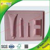 Lavorazione su ordinazione di PVC/Pet/PS/Pet del cassetto bianco della bolla