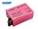 Suoer External Fuse 500W DC 12V à AC 230V Car Power Inverter (KFA-500A)