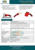 Detetor líquido do varredor do frasco Handheld, portátil para o aeroporto, estrada de ferro, reunião do governo