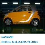 MiniSmall Battery Electric Car in Hybird Part 4 Seats
