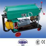 Équipement efficace manuel mobile d'épurateur d'huile de pression de plat de Zyp haut