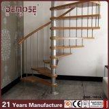 Cubierta del ático pequeña escalera de caracol Diseño (DMS-1061)