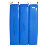 3.7V 6450mAh Polymer Lithium Battery voor Portable DVD Player
