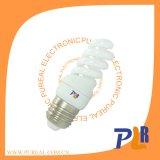 Lâmpada energy-saving cheia da espiral 20W~40W de Warmlight (CE & RoHS)
