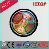 núcleo 0.6/1kv 4+1/cabo Multicore, cabo da isolação de XLPE com condutor de cobre