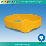 Silicón modificado para requisitos particulares Hitag de RFID 2 Wristbands