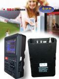 Dvb-s de Digitale SatellietMeter van de Vinder