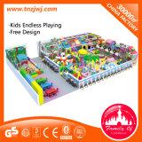 Il gioco dell'interno personalizzato dei capretti struttura il playhouse di plastica