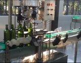 自動料理油の充填機