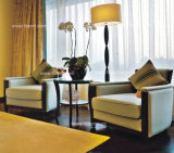 セットされる現代星のホテルの寝室の家具部屋(EMT-A1205)