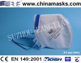 Shell Shape Mask를 가진 Face 처분할 수 있는 Mask 세륨 Dust Mask