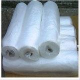 De plastic Materiële Plastic Film van het Broodje LDPE/HDPE met Gat