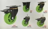 Qualitäts-grünes Fußrollen-Rad