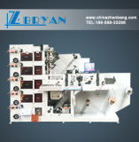 6color All UVRotary Flexo Printing Machine From Zhenbang Zbry-320-5