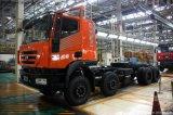 커서 C9 380 8X4 새로운 Kingkan 쓰레기꾼 트럭