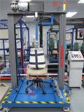 自動オフィス装置の椅子の足車の耐久性の試験機