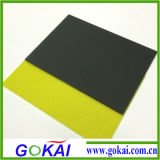 Material acrilico 1mm Black Acrylic Sheet