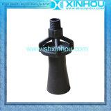 Boquilla flúida de mezcla del depurador del venturi del aerosol de Polypropylece de la fibra del carbón