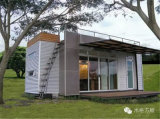 Contentor House modular/Prefab/Prefabricated/Mobile/Modified/Modify para Holiday