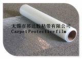 Película protetora do PE do protetor do tapete para o tapete