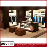 Men Garment Shopfitting, Men Clothes Shop Décoration, Store Display Fixtures