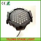공장 가격 알루미늄 RGB 36X3w 동위 조명 효과 빛