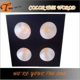 4개의 눈 LED 경청자 단계 곁눈 가리개 빛