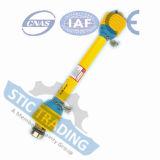 Empujar el eje de Pto del lanzamiento rápido del Pin