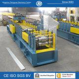 Porta de aço galvanizada hidráulica que faz máquinas