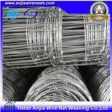 高品質の卸し売り農場は結ばれた金網の塀フィールド網に電流を通した