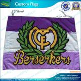 Leuchtende Polyester-Fußball-Klumpen-Markierungsfahnen (J_NF01F03038)