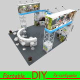 무역 박람회를 위한 주문을 받아서 만들고 Reusable&Re 쓸모 있는 모듈 전람 부스