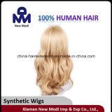 Signora sintetica Wig della parrucca di modo