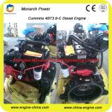 motor diesel de 4bt3.9-C80 4bt3.9-C100 4bt3.9-C105 4BTA3.9-C125 para el bajo costo