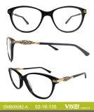 De hete Glazen van de Frames van het Frame van Eyewear van de Acetaat van de Verkoop Optische (82-a)