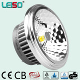 CRI80ra - CRI98ra CREE Chip TUV Approved 15W LED AR111 met Perfect Halogen Light Effect