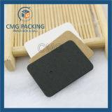 Пластичная карточка индикации загиба волос PVC черноты (CMG-068)