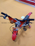 Suspension rosso Frame Latest Un Speed Motorcycle/Motorcicletas per Kids
