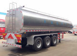 40000L Insulated Milk Tank Semi Trailer