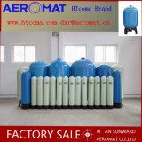 Réservoir de fibres de verre pour la filtration industrielle de l'eau