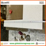 White su ordinazione Quartz Stone Receptionist/Front Desk Tops per Hotel