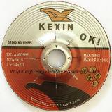"""4 """"樹脂Bond Abrasive Grinding Discs、MetalのためのAngle Grinder Discs"""
