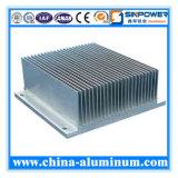 Анодируя алюминий раковины электрического двигателя обработки порошка Coated профилирует форму Китай