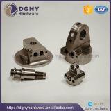 Peças sobresselentes feitas à máquina CNC das peças da carcaça da precisão do aço inoxidável