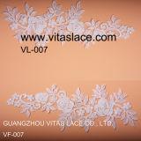 16cm Breiten-chinesische Fabrik-SpitzeAppliques für Hochzeits-Kleid Vf-007bc