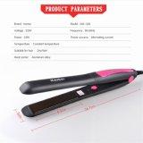 Ferro Kemei328 liso novo que endireita os ferros que denominam o Straightener profissional do cabelo das ferramentas