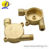 Peça fazendo à máquina de bronze da alta qualidade do fabricante de China