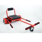 柔らかいシートが付いている2つの車輪の自己のバランスをとるスクーターのための子供のペダルHoverkart