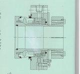 La guarnizione meccanica della pompa dell'incollatura si applica alla centrale elettrica (HT1)