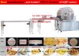 Máquina filipina de Samosa de la máquina del rodillo de resorte de la maquinaria de la envoltura de Lumpia de la máquina de Rolls del resorte de Indonisia/máquina de Injera